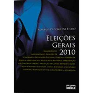 Livro - Eleições Gerais 2010 - 9788522459643