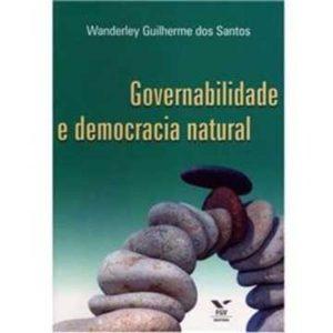 Livro - Governabilidade e Democracia Natural - 9788522505920