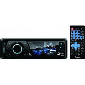 DVD Player Automotivo Lenoxx AD 2603 Tela 3 ´ - Rádio AM / FM, Entradas USB, SD, AUX e p / câmera de ré