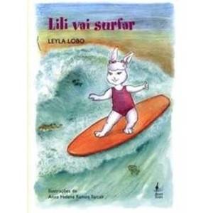 Livro - Lili Vai Surfar