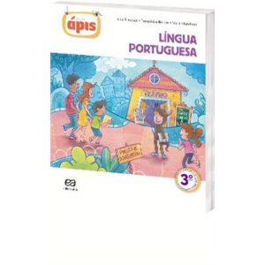 Livro - Projeto Ápis: Português - 3º Ano - 9788508169207