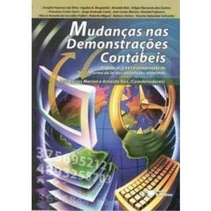 Livro - Mudanças Nas Demonstrações Contábeis - 8502041851