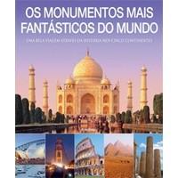 Livro - Os Monumentos Mais Fántasticos do Mundo - 9788579143687
