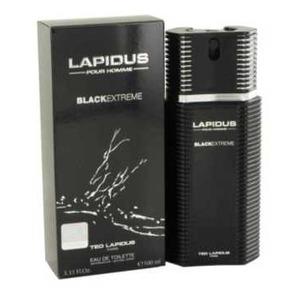 Perfume Black Extreme Ted Lapidus 100 ml