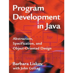 Livro - Program Development In Java - Abstraction Specification, And Object - Oriented Design - 9780201657685