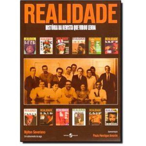 Livro - Realidade: História da Revista que Virou Lenda - 9788574746173