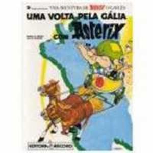 Livro - Asterix e uma Volta pela Gália - 8501022926
