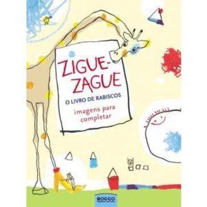 Livro - Zigue - Zague: O Livro de Rabisco - 9788562500299