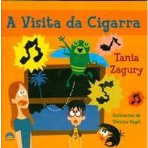 Livro - Visita da Cigarra, A - 8501087084