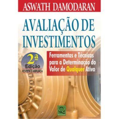 Livro - Avaliação de Investimentos - 9788573039023