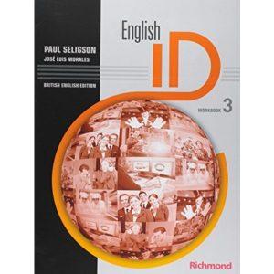 Livro - English ID - Workbook 3 ( British English Edition ) - 9788516101831