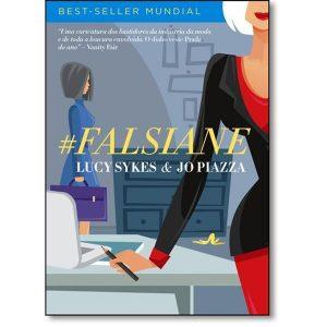 Livro - #Falsiane - 9788522030507