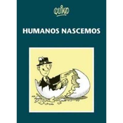 Livro - Humanos Nascemos - 9788578271770