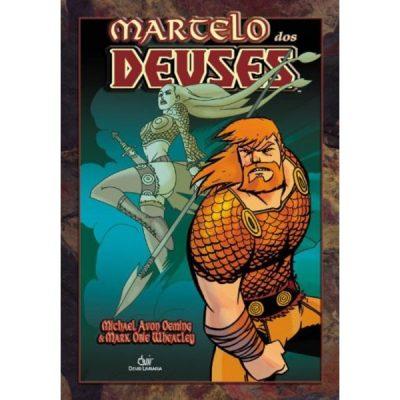 Livro - Martelo dos Deuses - 9788575325520
