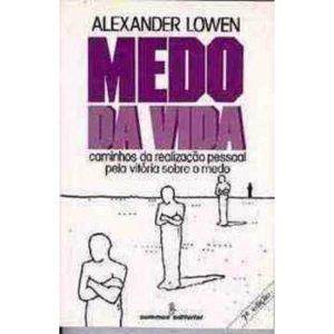 Livro - Medo Da Vida - 8532302572