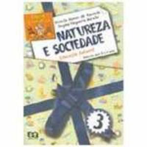 Livro - Natureza e Sociedade: Educação Infantil - Vol. 3