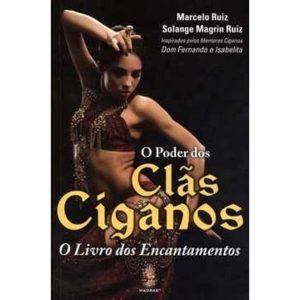 O Poder dos Clãs Ciganos: O Livro dos Encantamentos - 9788537006603