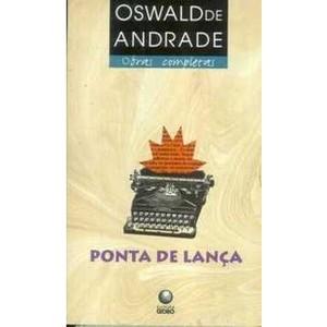 Livro - Ponta de Lança - Coleção Obras Completas - 8525038830