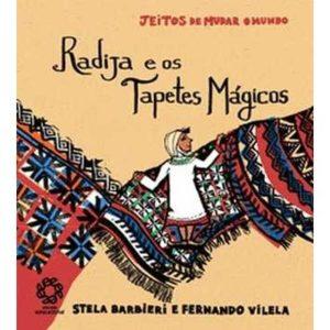 Livro - Radija e os Tapetes Mágicos - 9788537704011
