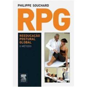Livro - RPG - Reeducação Postural Global - O Método - 9788535245097