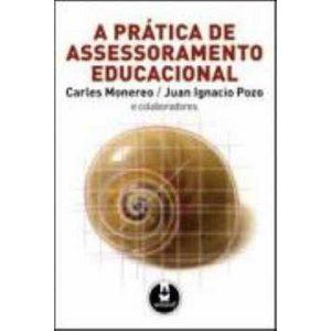 Livro - Prática de Assessoramento Educacional, A - 9788536309903