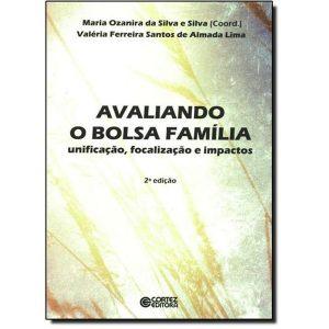Livro - Avaliando o Bolsa Família - 9788524922084