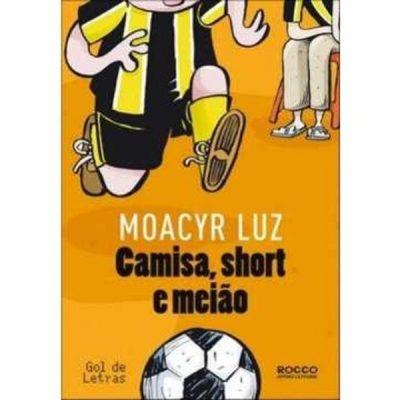 Livro - Camisa, Short e Meião - 9788579800092