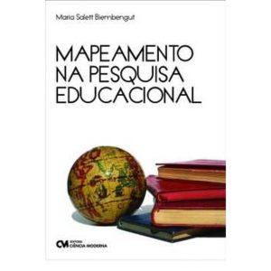 Livro - Mapeamento na Pesquisa Educacional - 9788573937589