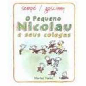 Livro - Pequeno Nicolau E Seus Colegas, O