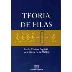 Livro - Teoria de filas - 8571931577