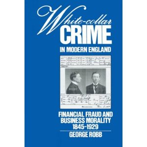 Livro - White - Collar Crime in Modern England