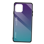 Capa de vidro gradiente para iPhone 11 6.1 polegadas para iPhone 11