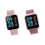 smartwatch bater a foto direto pelo relógio P70