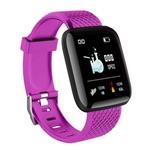 Relógio SmartWatch D13 Facebook Whatsapp Instagran Roxo