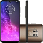 "Smartphone Motorola One Zoom 128GB Dual Chip Android Pie 9.0 Tela 6.4"" Qualcomm Snapdragon 675 (SM6150)	4G Câmera 25MP - Bronze"