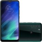 "Smartphone Motorola One Fusion Dual Chip Android Tela 6.5"" 128GB 4G Wi-Fi Câmera 48MP+8MP - Verde Esmeralda"