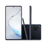 Smartphone Samsung Galaxy Note 10 Lite 128GB 4G Tela 6.7 Polegadas Câmera Tripla 12MP Selfie 32MP Android 10.1