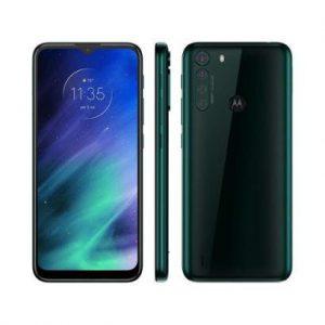 "Smartphone Motorola One Fusion 128GB - 4GB RAM Tela 6,5"" Câm. Quádrupla + Selfie 8MP - Unissex-Verde"